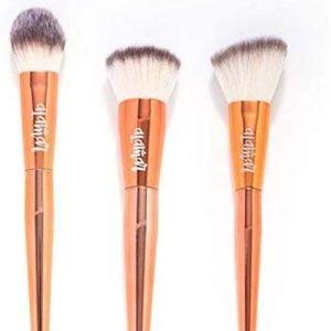 NEW Alamar Complexion Brush Trio